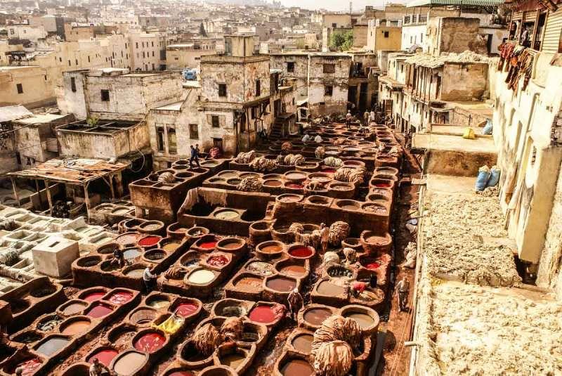 Curtiduria de Fez