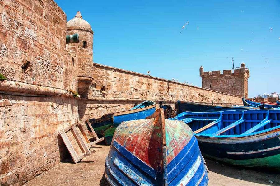 Fortaleza Essaouira