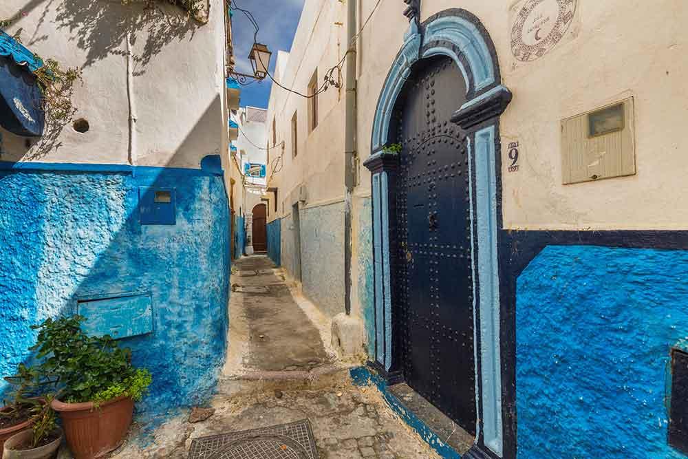 Kasbah de los Oudayas Rabat