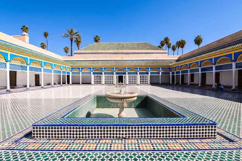 Palacio de Bahia Marrakech
