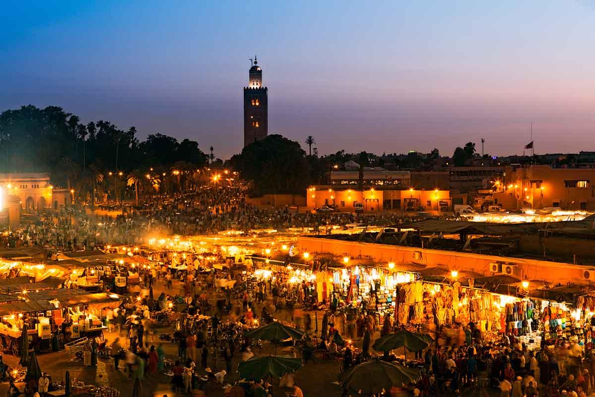 Plaza Jemaa el Fna