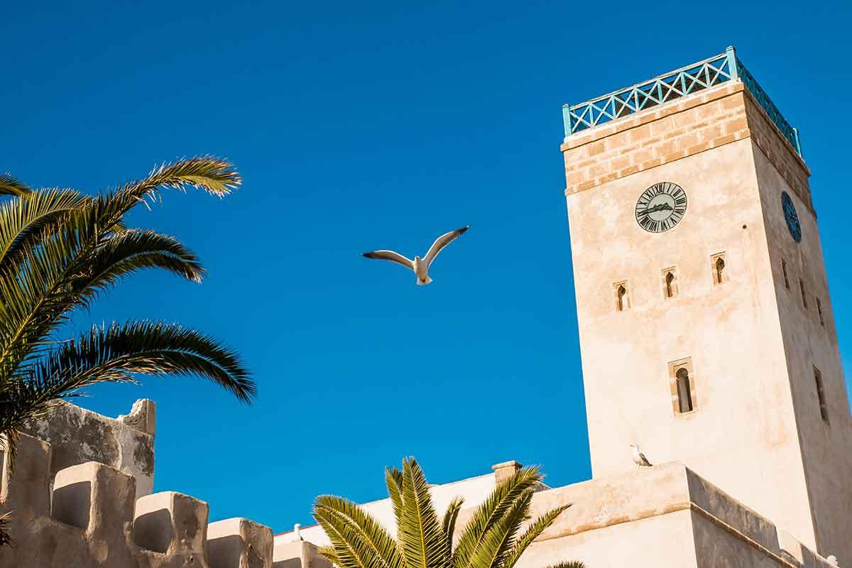 Torre del Reloj Essaouira