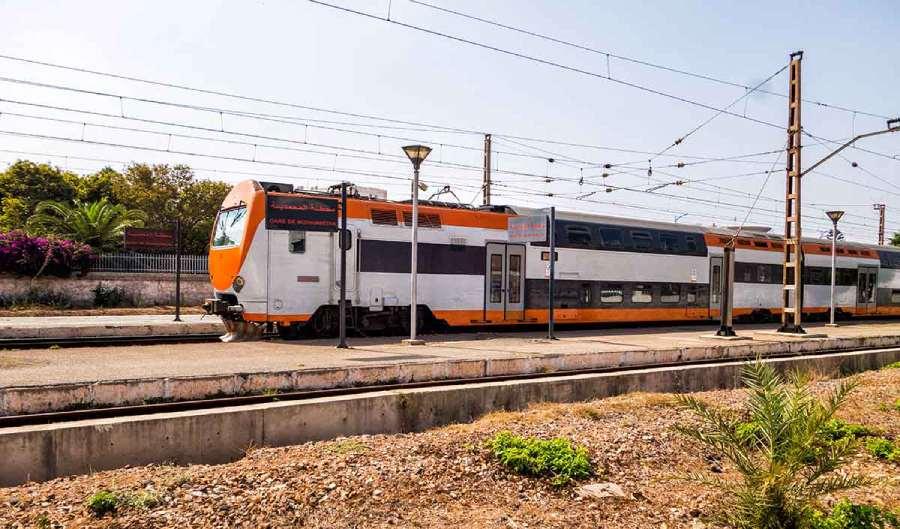Trenes a Marruecos