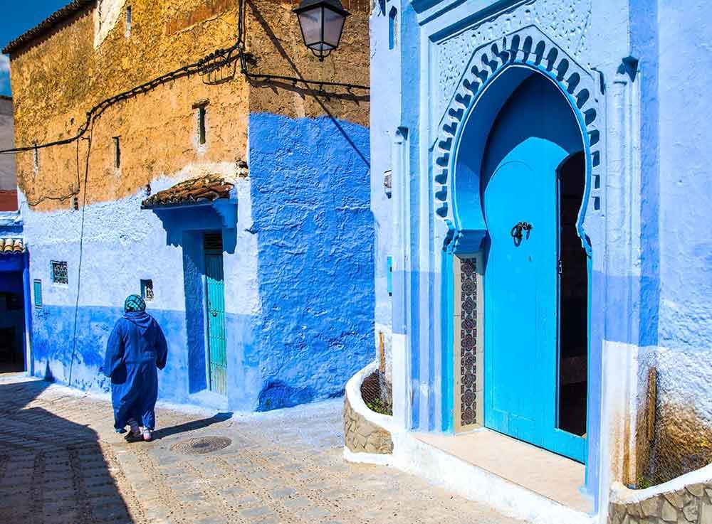 Viajes a Chefchaouen - Conoce la ciudad azul