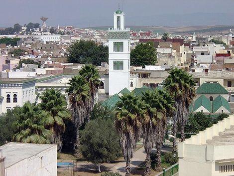 Mezquita grande de Alcazarquivir o Jamaa el Kebir