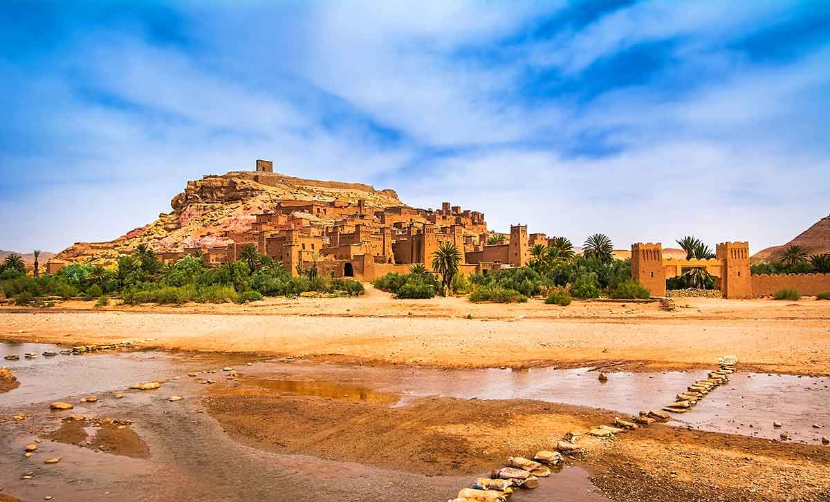Kasbah Ait Ben Haddou Ouarzazate