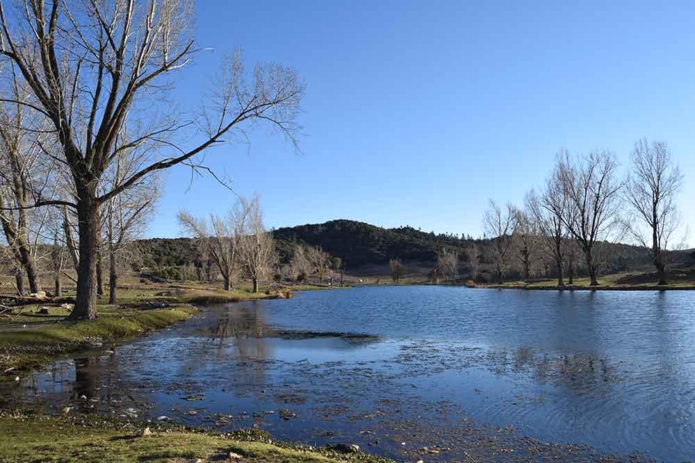 Lago Aoua DAIT Ifrane