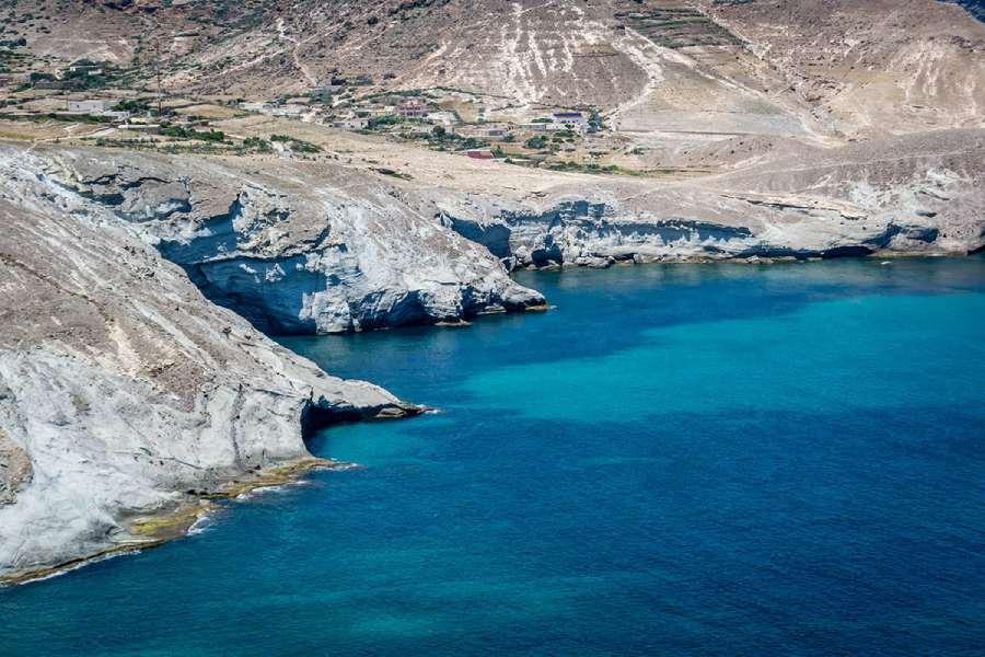 Cabo de tres forcas en Nador