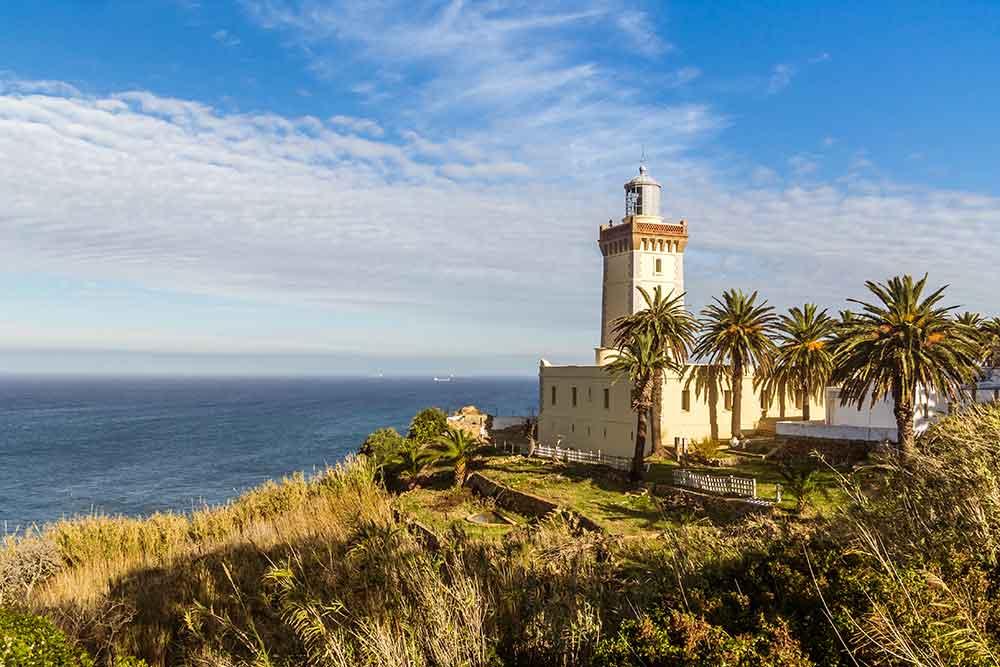 El Cabo espartel Tanger
