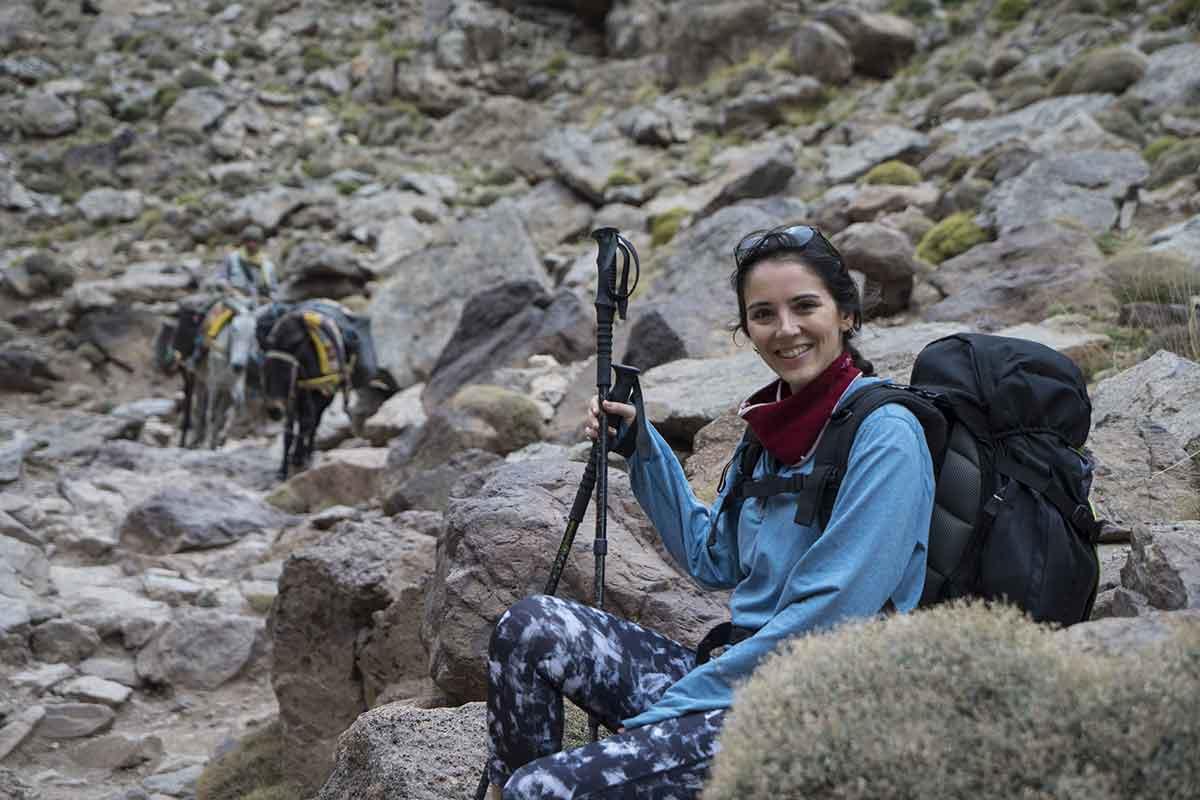 Equipo de Trekking para Marruecos