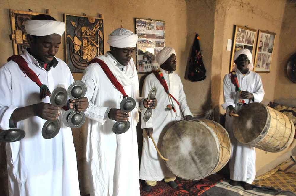 Danza Gnawa Marruecos