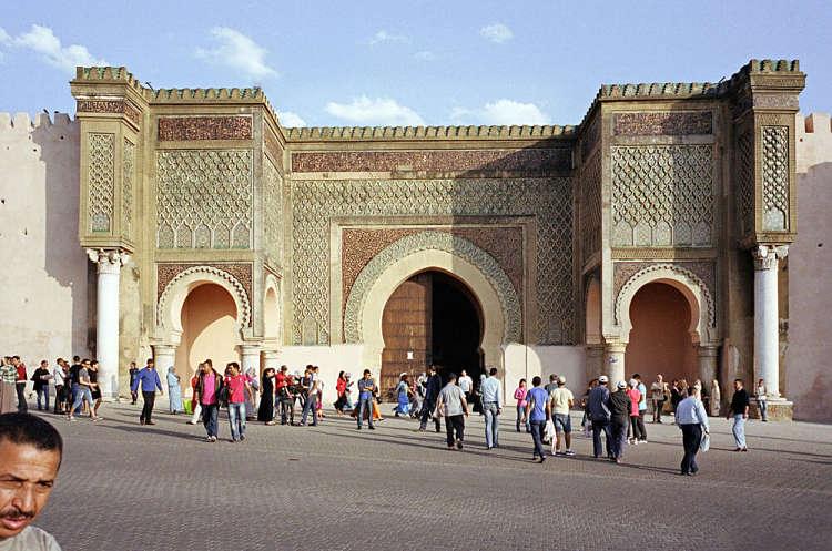 Bab el Mansour Meknes
