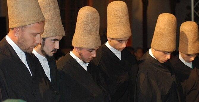 Festival de la cultura sufi de Fez 2015