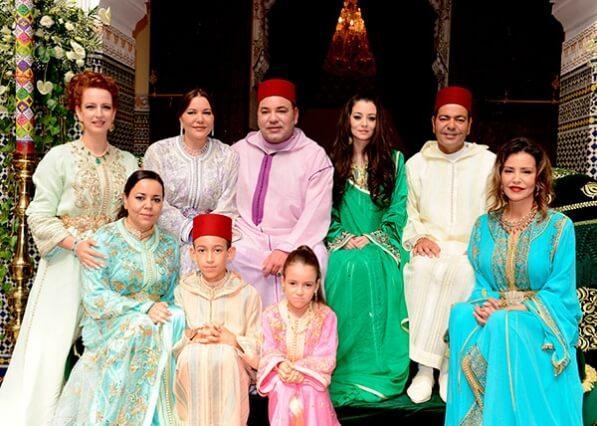 Familia Real Marroquí