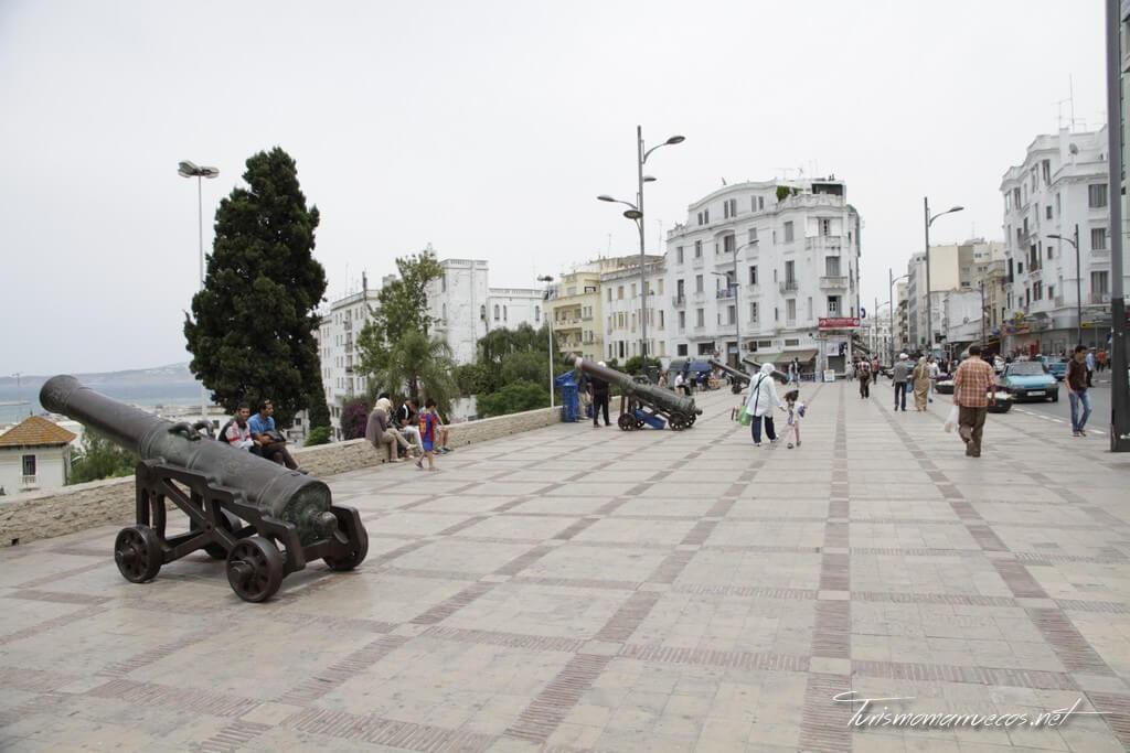 Mirador del Boulevard Mohamed V Tánger