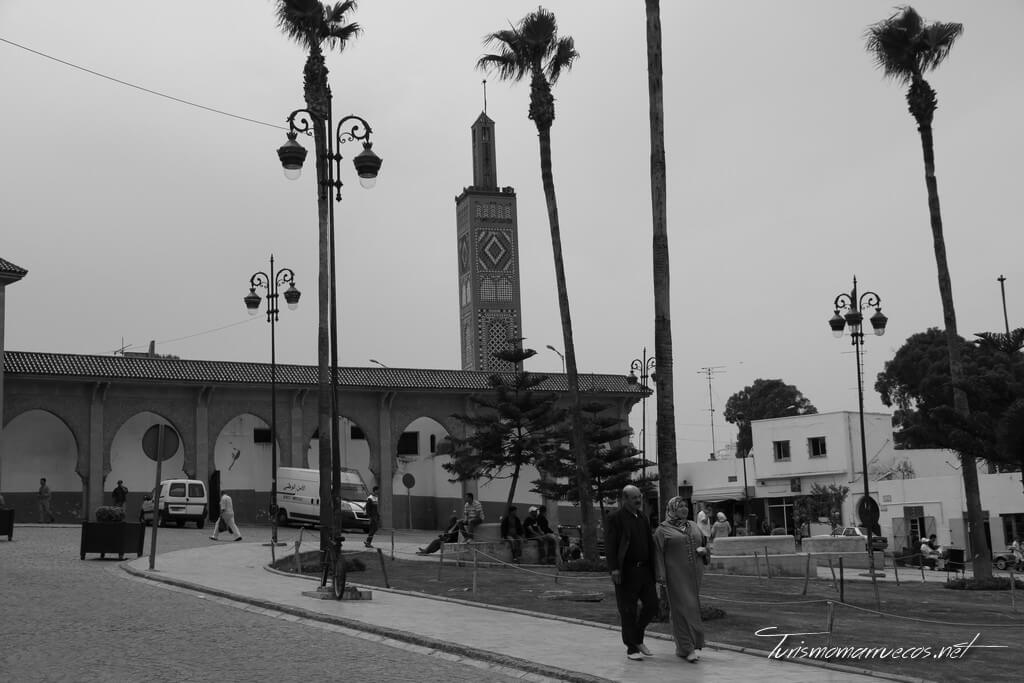 El Gran Zoco o también llmado Plaza 9 de Abril de 1947