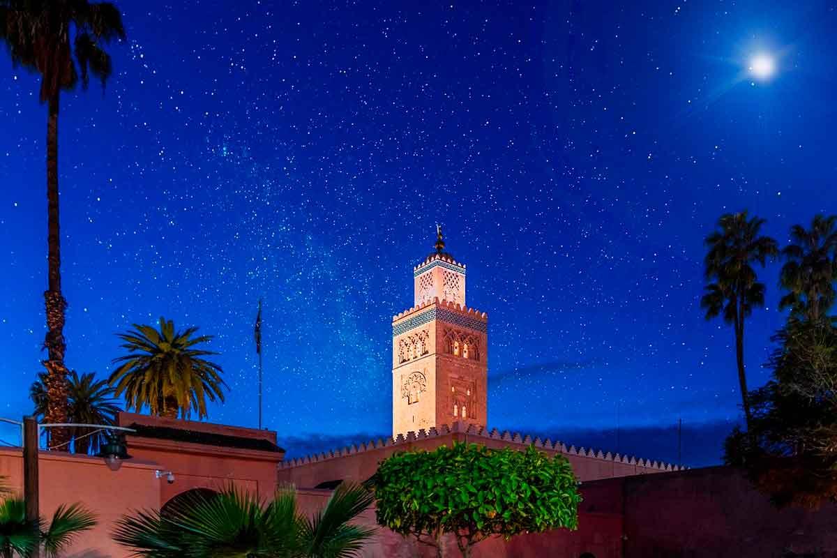 Ocio nocturno Marrakech