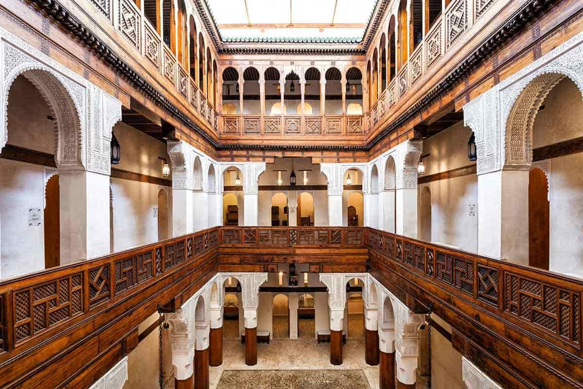 Museo de las Artes Nejjarine y Artesanías de Madera