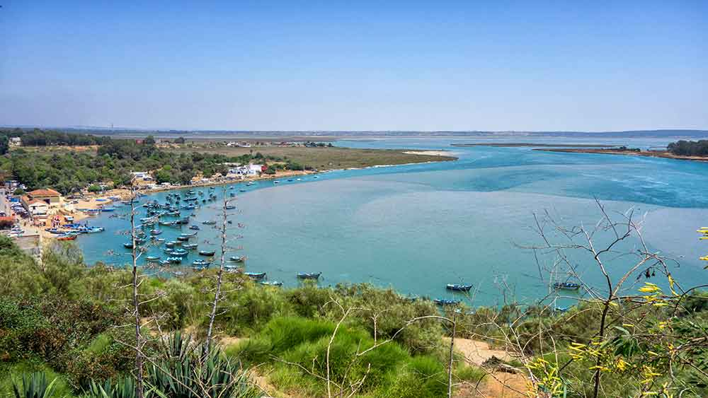 Excursion desde Asilah a Moulay Bousselham