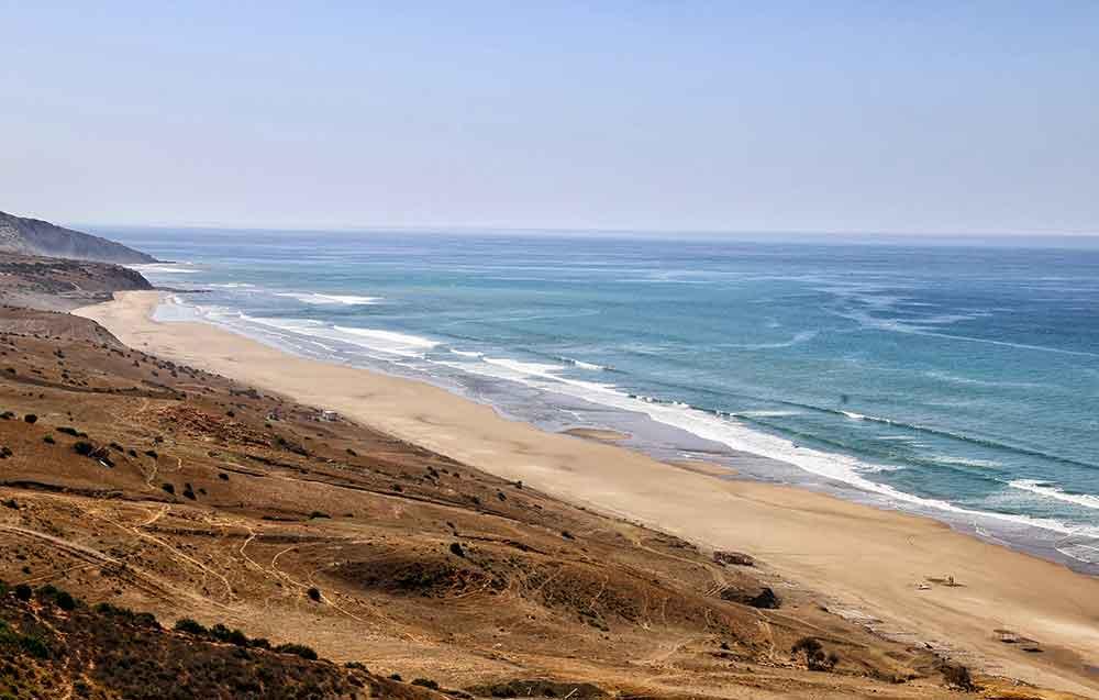 Playa Paraiso en Asilah