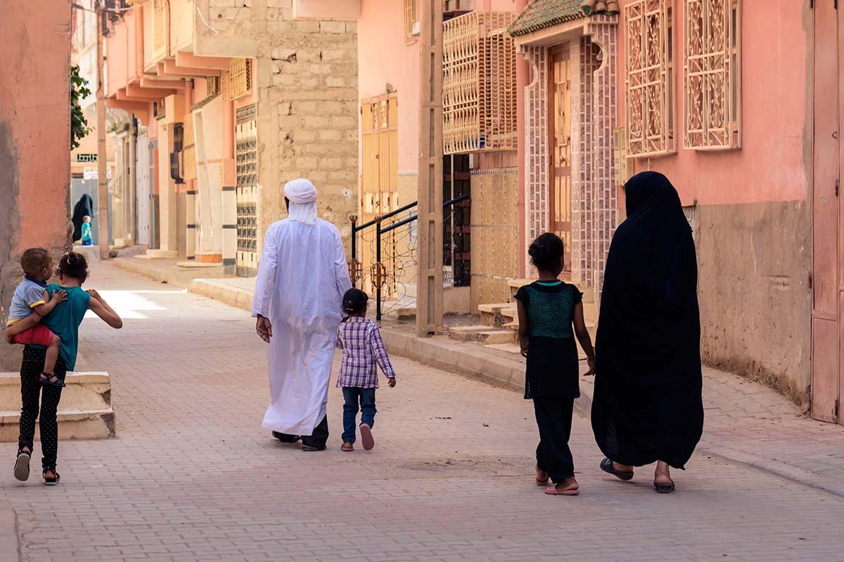Erfoud Marruecos
