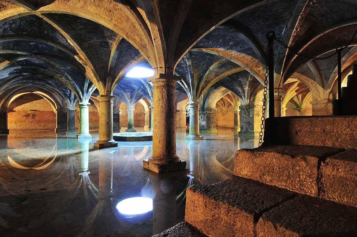 Cisterna el Jadida Marruecos