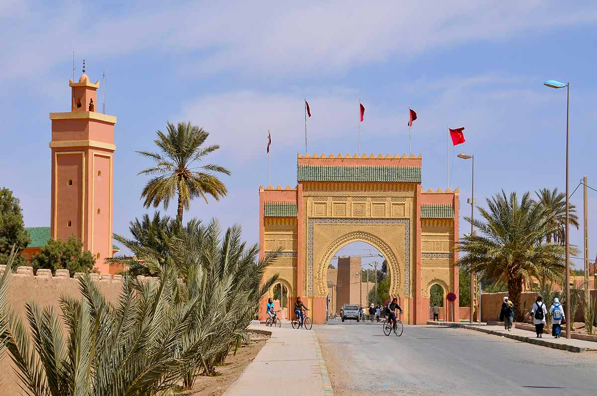 Rissani puerta al desierto Marruecos