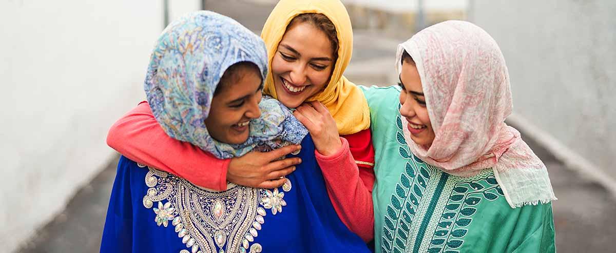 Mujeres marroquíes
