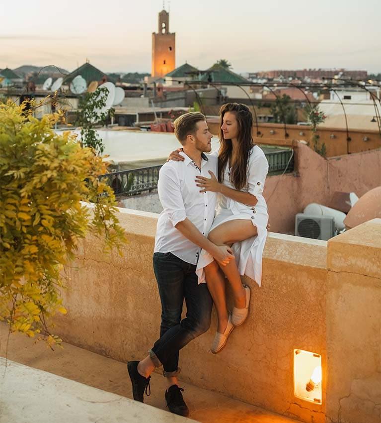 Viaje de novios a Marruecos